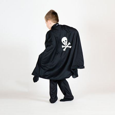 Spider Skull Cape (reversable)