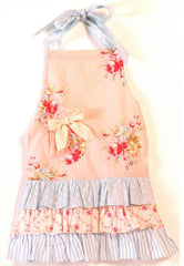 Spring Posy Child Apron-Special Celebration Events