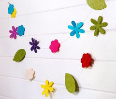 Handmade Summer Paper Garland-Special Celebration Events