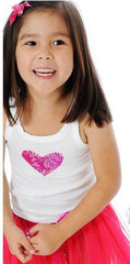 Sweetheart Singlet - Hotpink-Special Celebration Events