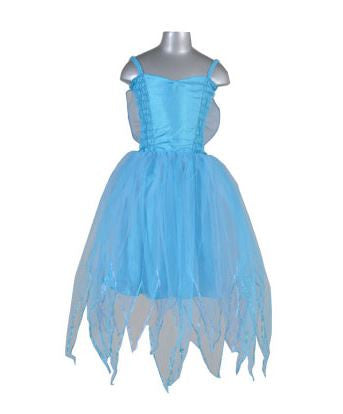 Tinkerbell Dress - Turquoise-Special Celebration Events