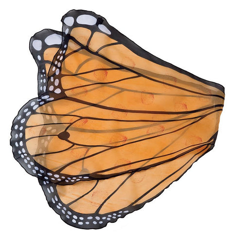 Beautiful Butterfly Wings - Orange-Special Celebration Events