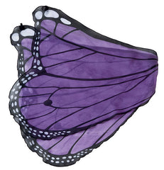 Beautiful Butterfly Wings - Purple-Special Celebration Events