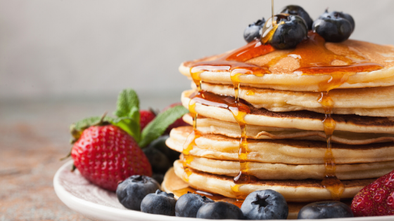 Looking for something different this pancake day?