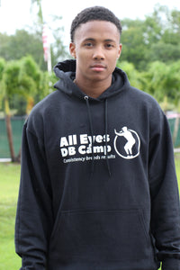 All Eyes DB Camp Hoodie