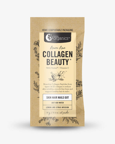 Collagen Beauty Lemon Lime Sachet