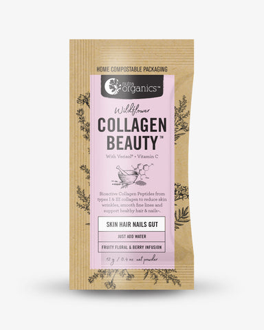 Collagen Beauty Wildflower Sachet
