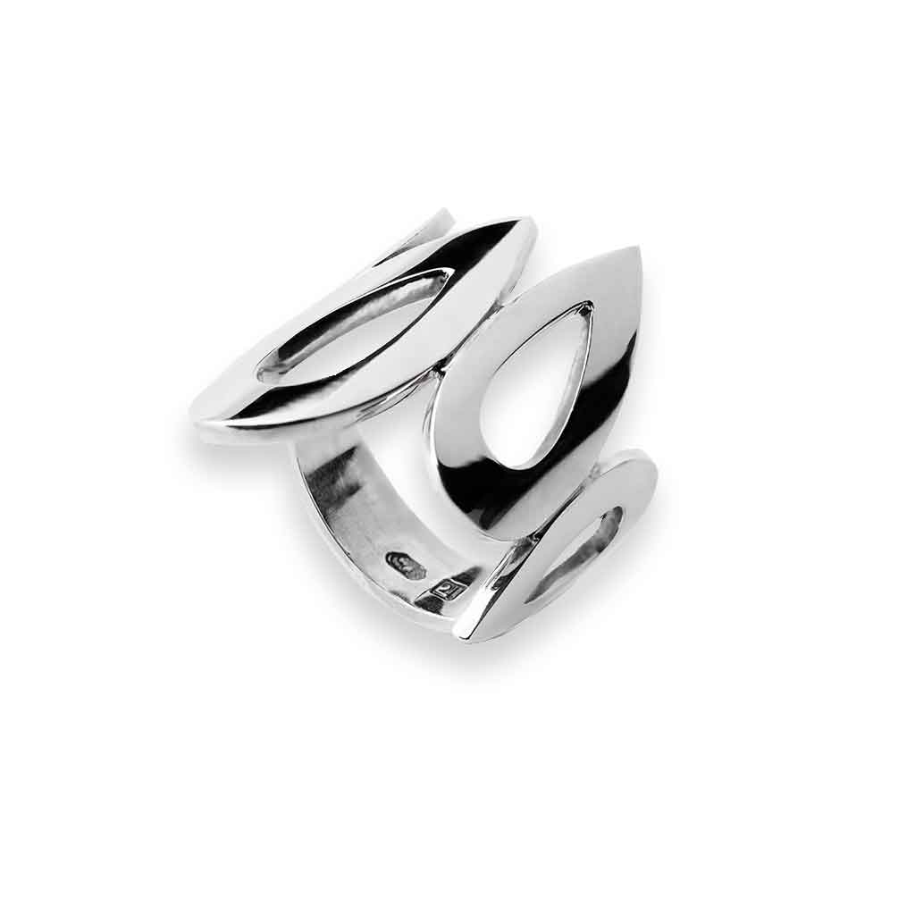 Unity 4 Silver Ring