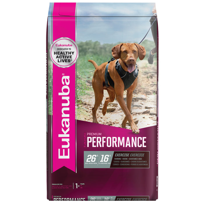 Eukanuba Premium Performance 26/16 EXERCISE Dry Dog Food