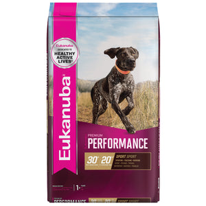 Eukanuba Premium Performance 30/20 SPORT Dry Dog Food 40#