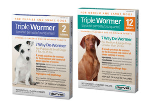 Durvet Triple Wormer