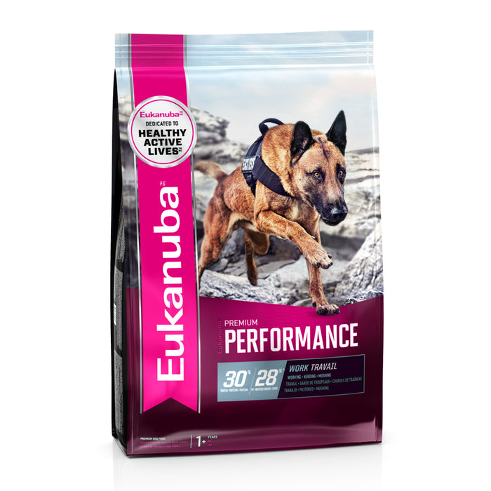 Eukanuba Premium Performance 30/28 WORK Dry Dog Food 40#