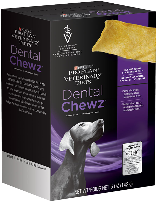 Pro Plan Veterinary Diets Dental Chewz - (Case of 6)