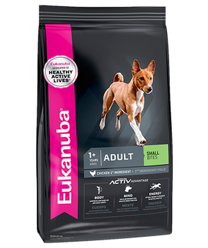 Eukanuba Adult Small Bites 40#
