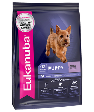 Eukanuba Small Breed Puppy 40#