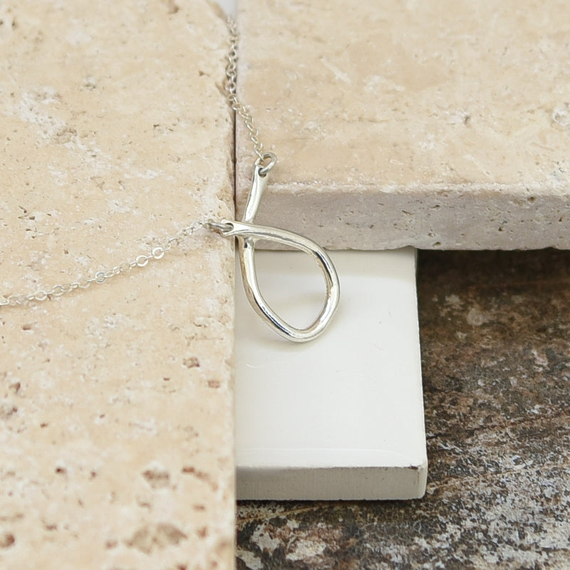 Silver Small Odyssey Necklace