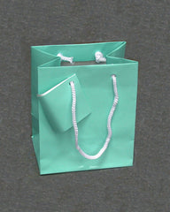 Tiffany Blue Paper Gift Bag Very Small