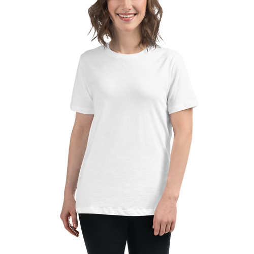 Print Your Own Women's Relaxed T-Shirt