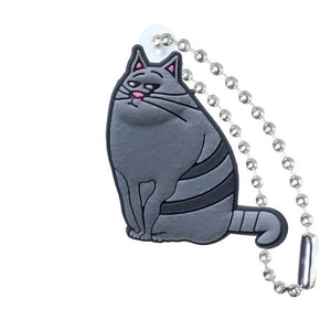 Cartoon Figure Keychain or Ball Chain
