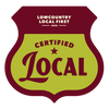 Foxy Fossils is a proud member of Lowcountry Local First in Charleston, SC