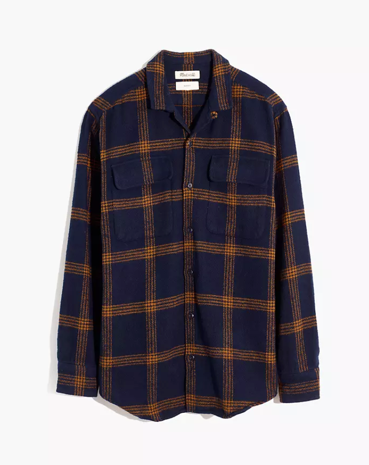 Men's Madewell Flannel