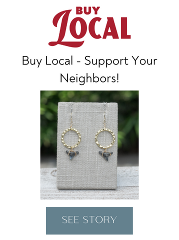 Buy Local Support Your Neighbors Feature