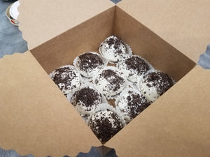 "COOKIE DOUGH BOMB BOX ""OREO"""