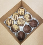 "COOKIE DOUGH BOMB BOX ""CHOCOLATE LOVERS"""