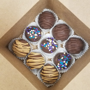 "COOKIE DOUGH BOMB BOX ""CLASSIC"""