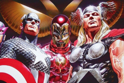 MARVEL COMICS ART