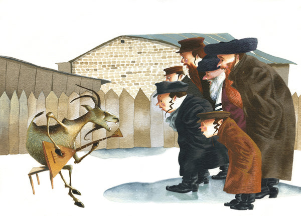 Rabbis and the Goat