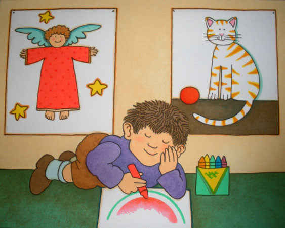 Tomie dePaola's Artist