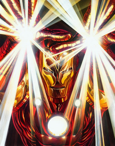 Alex Ross Visions: Iron Man