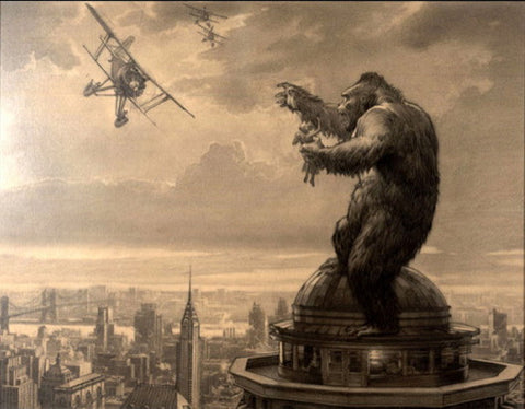 Kong on Empire