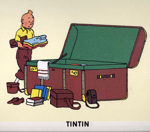 Tintin Packing