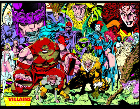 X-Men Villains Gallery