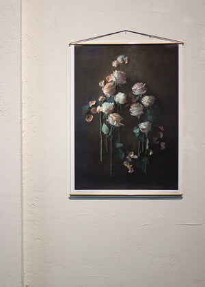The Flowers, poster 50x70