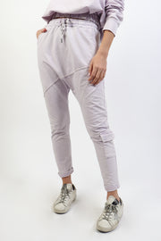 Acid Wash Jogger Set