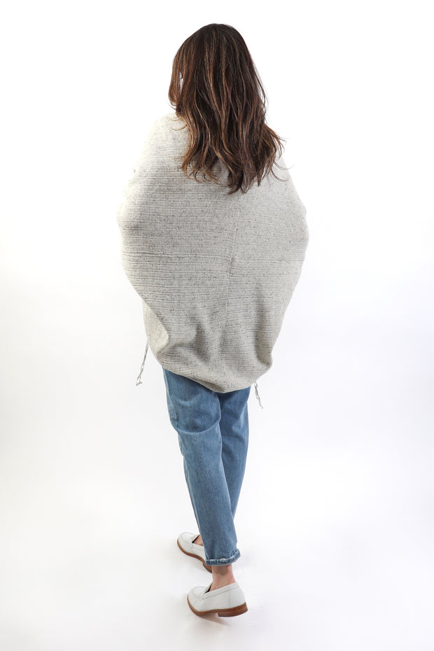 Knit Cocoon Shrug