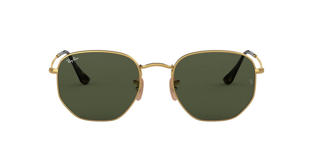 Hexagonal Flat Lens Ray-Bans