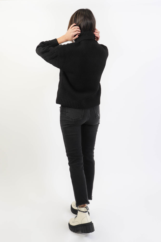 Aimee Turtleneck Sweater