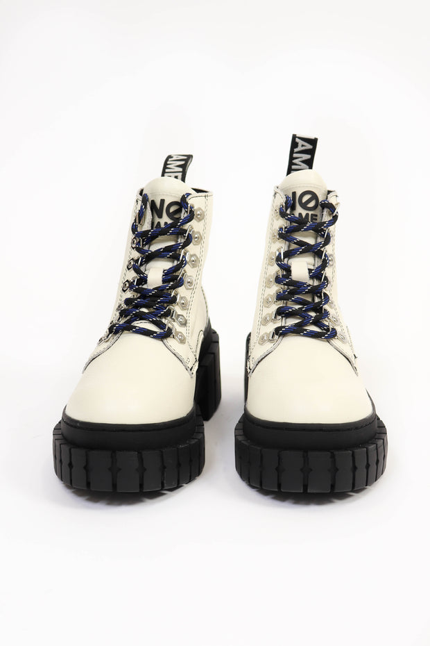 Dove Kross Low Boots