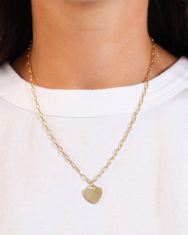 Mini Love Necklace