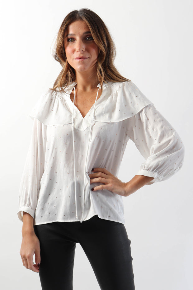 Dandelion Wishes Blouse