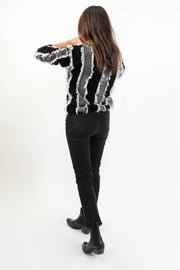 Adelyn Fringe Sweater