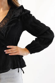 Secret Admirer Blouse