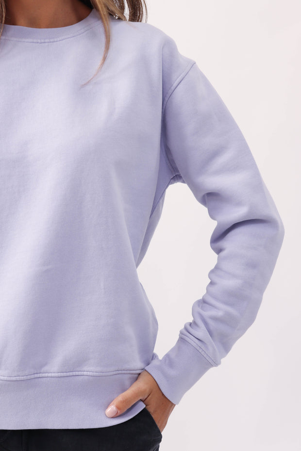Everyday Lavender Crewneck