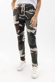 Dressed Up Camo Sweats