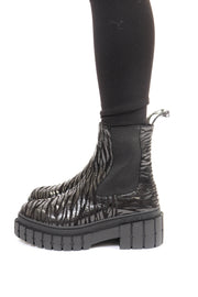 Zebra Kross Chelsea Boot