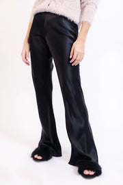Riri Silk Wide-Leg Pants